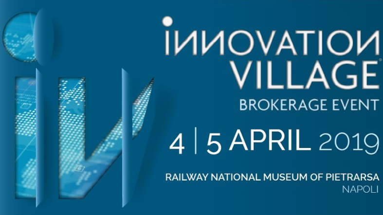 Innovation Village 2019 Brokerage Event