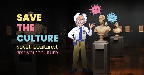 Heritage lancia il progetto «SAVE THE CULTURE»