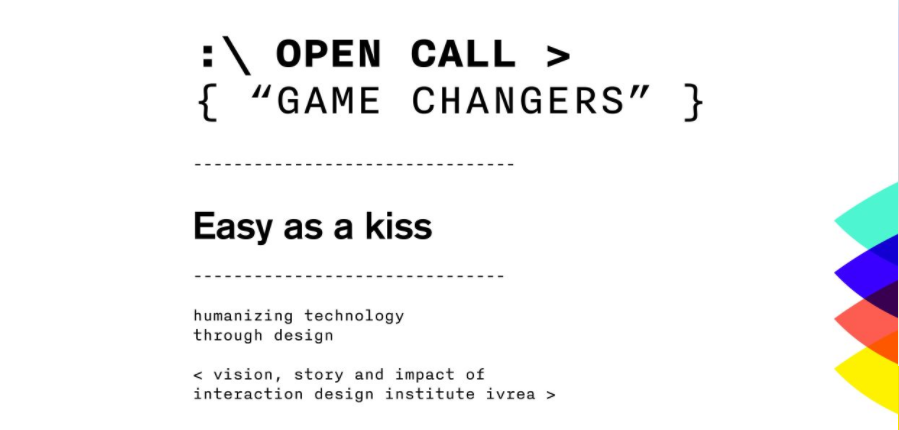 "Interaction Design: bando ""Game Changers"""