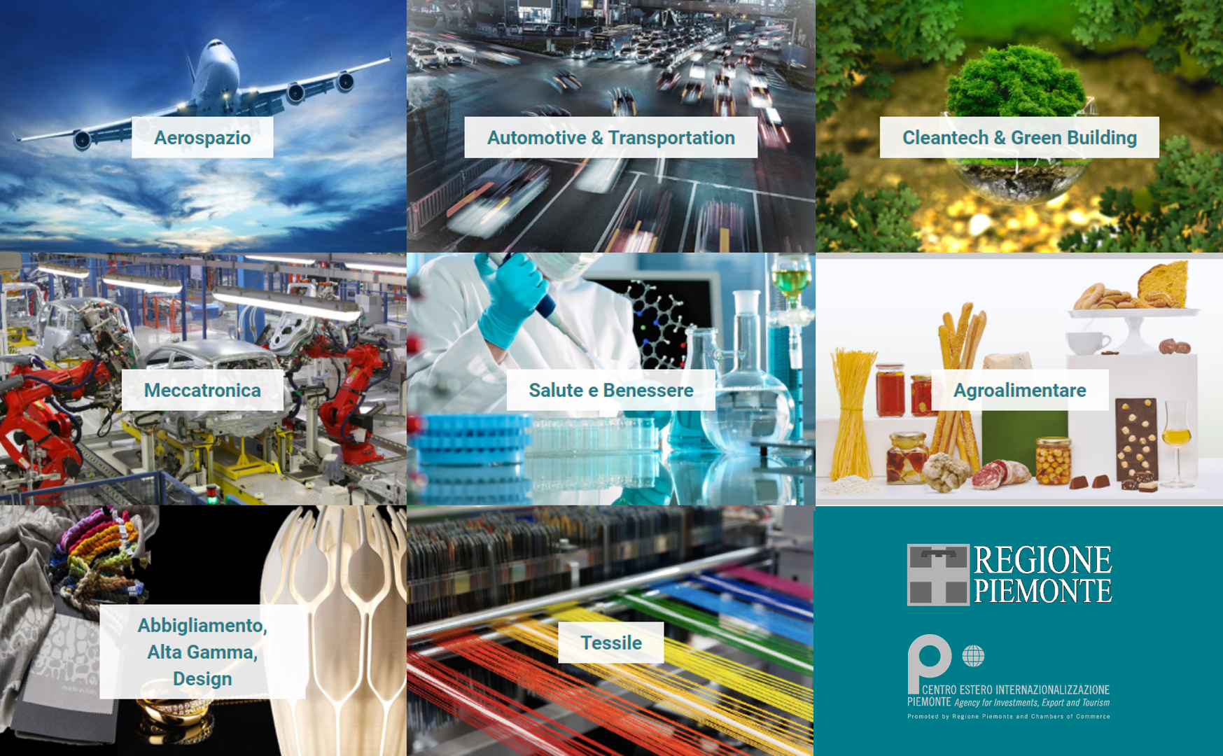 Webinar PIF 2020-21: Automotive & Transportation, Aerospazio, Meccatronica