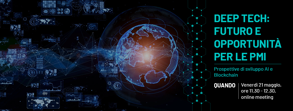 Deep tech: futuro e opportunità per le PMI