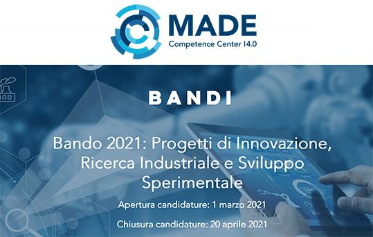 Bando Industria 4.0