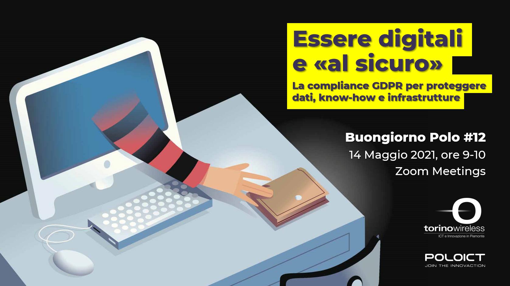 """Essere digitali e """"al sicuro"""""""
