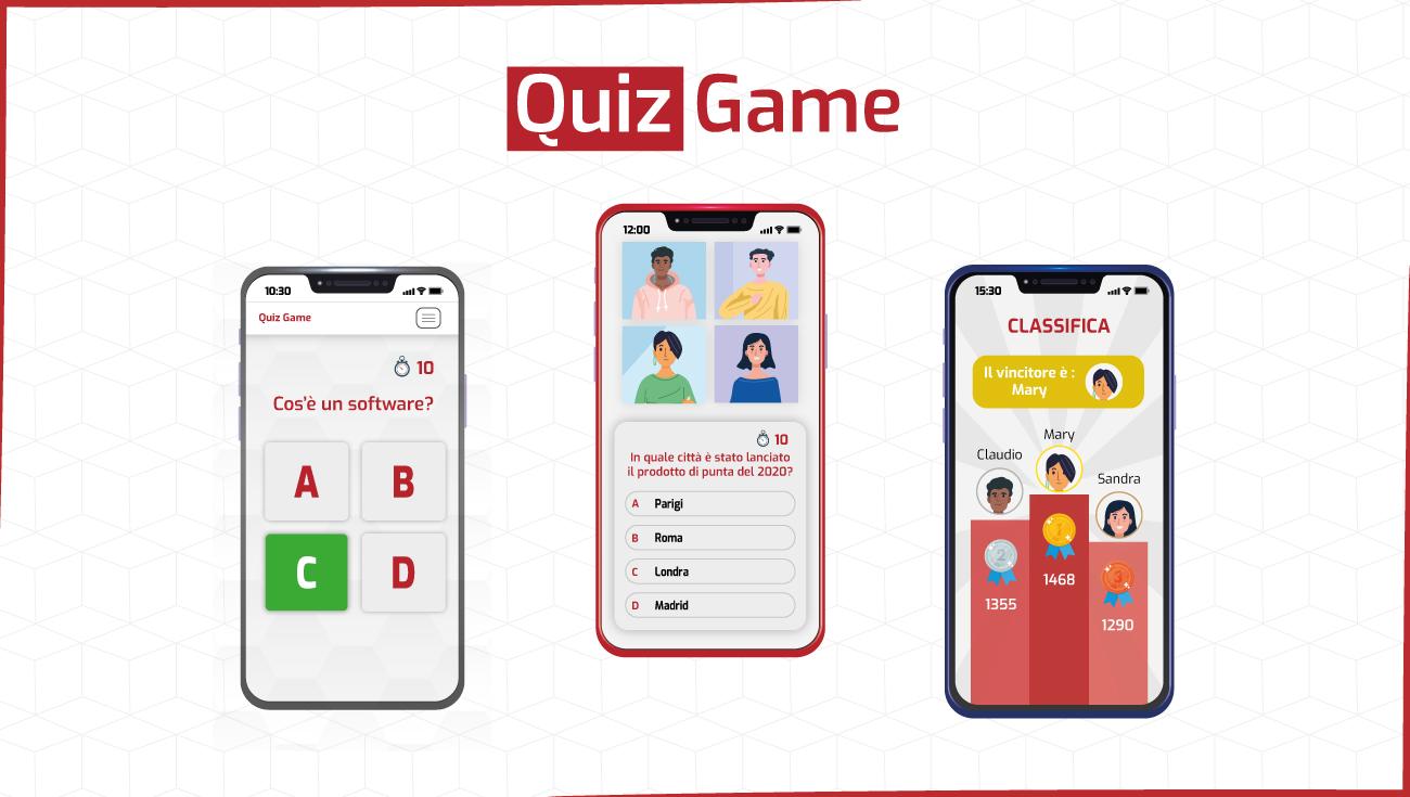 Grifo Multimedia presenta il Quiz game multiplayer
